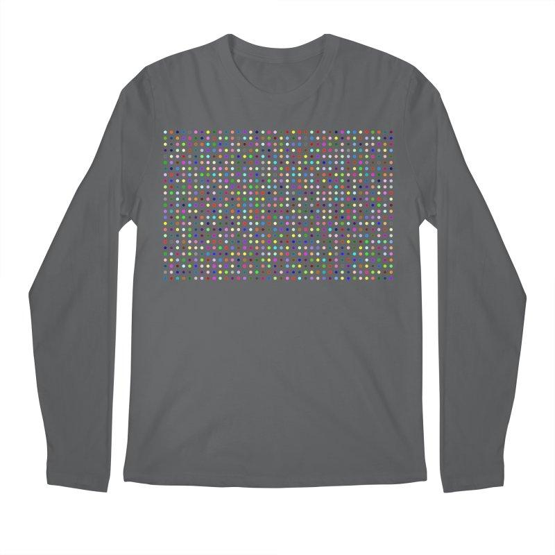 Fluclotizolam Men's Regular Longsleeve T-Shirt by Robert Hirst Artist Shop