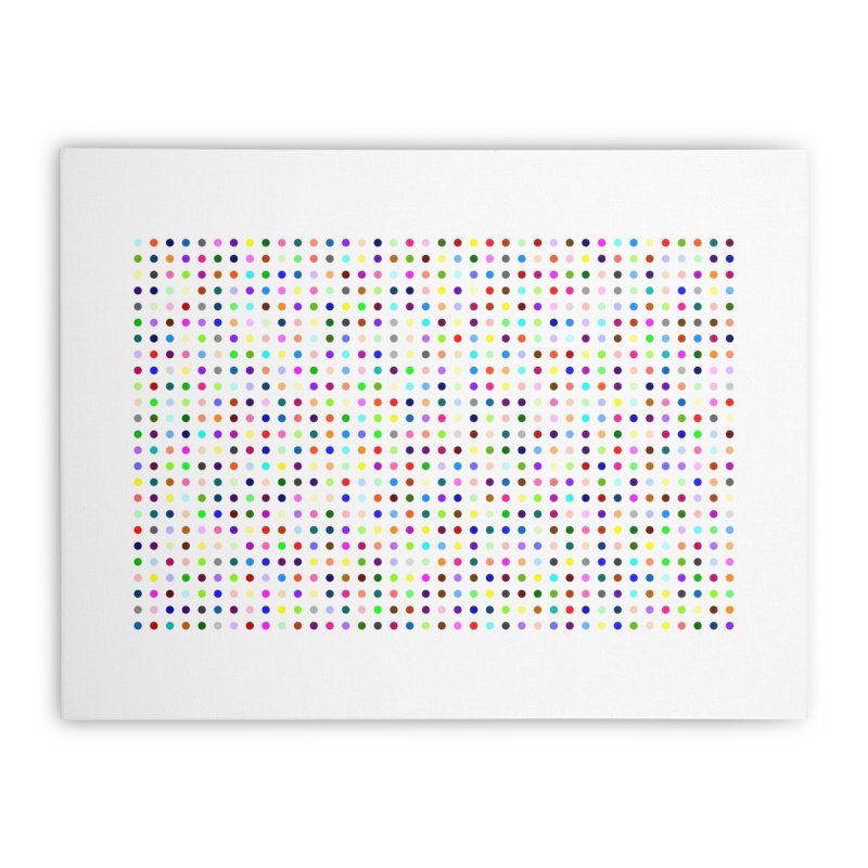 Fluclotizolam Home Stretched Canvas by Robert Hirst Artist Shop
