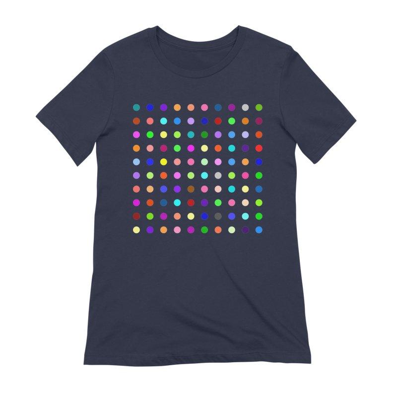 Flunitrazolam Women's Extra Soft T-Shirt by Robert Hirst Artist Shop