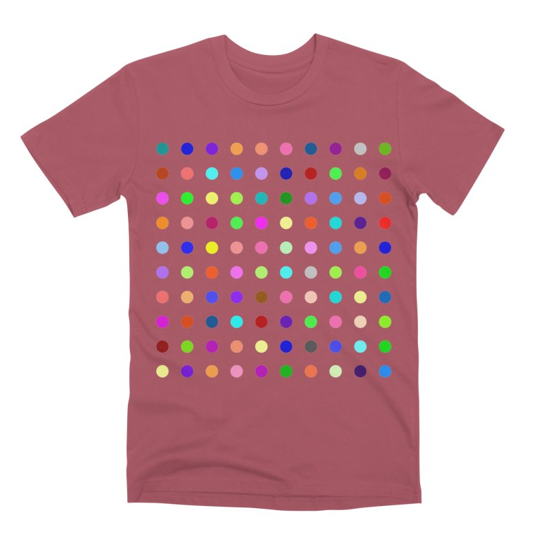 Flunitrazolam Men's Premium T-Shirt by Robert Hirst Artist Shop