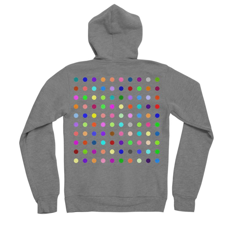 Flunitrazolam Women's Sponge Fleece Zip-Up Hoody by Robert Hirst Artist Shop