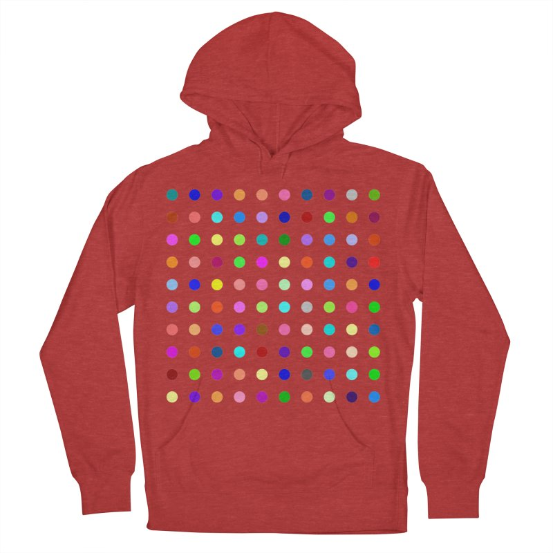 Flunitrazolam Women's French Terry Pullover Hoody by Robert Hirst Artist Shop