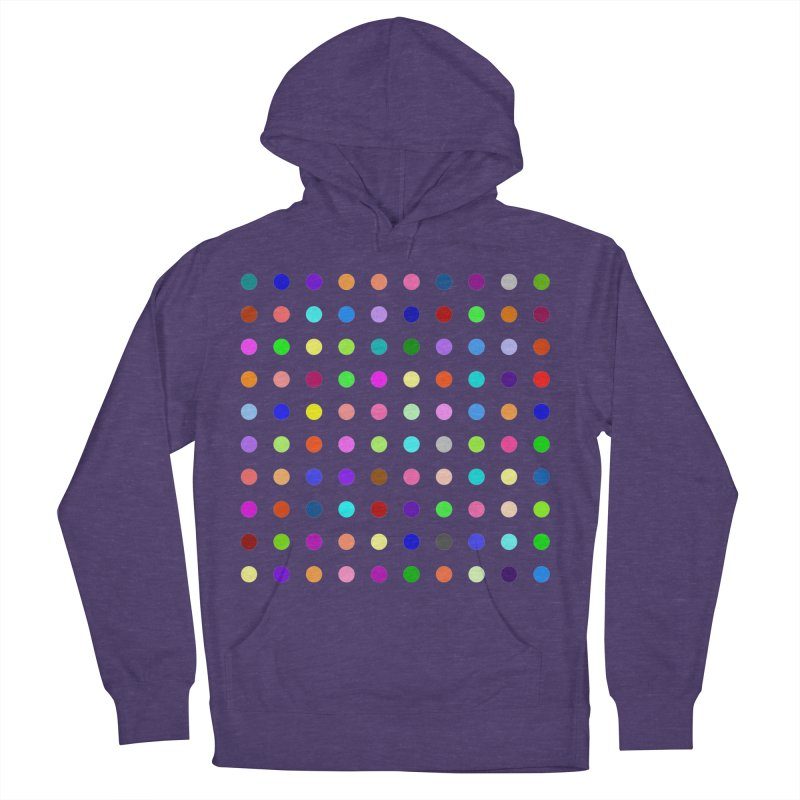 Flunitrazolam Men's French Terry Pullover Hoody by Robert Hirst Artist Shop
