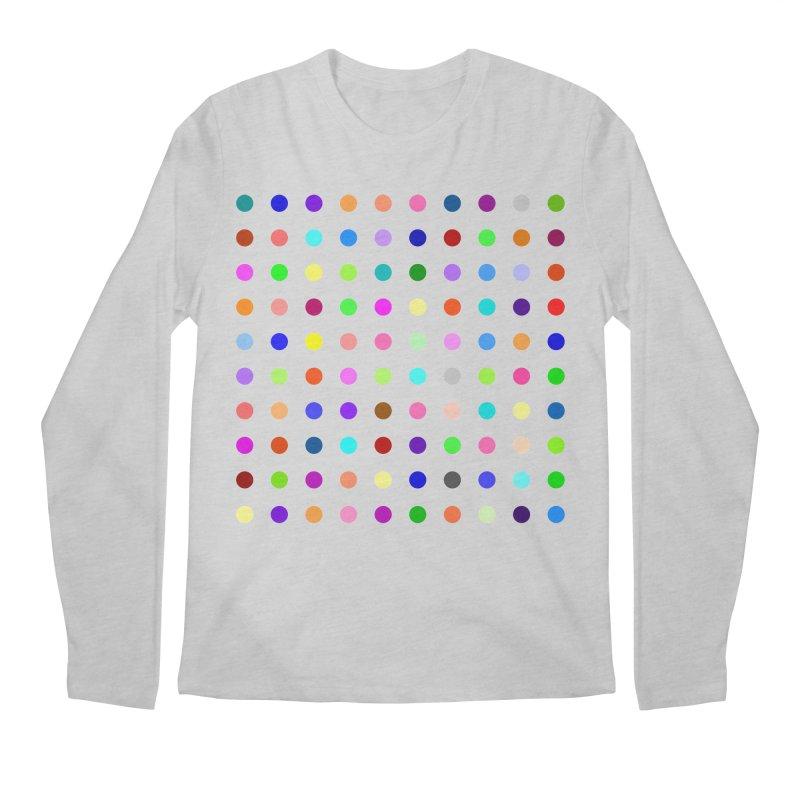 Flunitrazolam Men's Regular Longsleeve T-Shirt by Robert Hirst Artist Shop