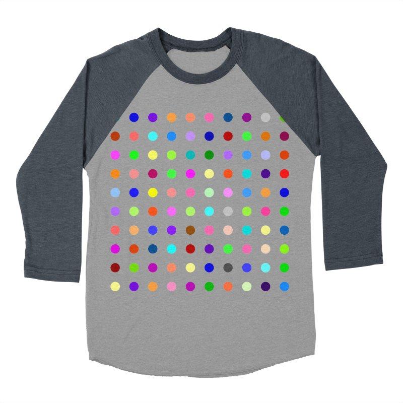 Flunitrazolam Women's Baseball Triblend Longsleeve T-Shirt by Robert Hirst Artist Shop