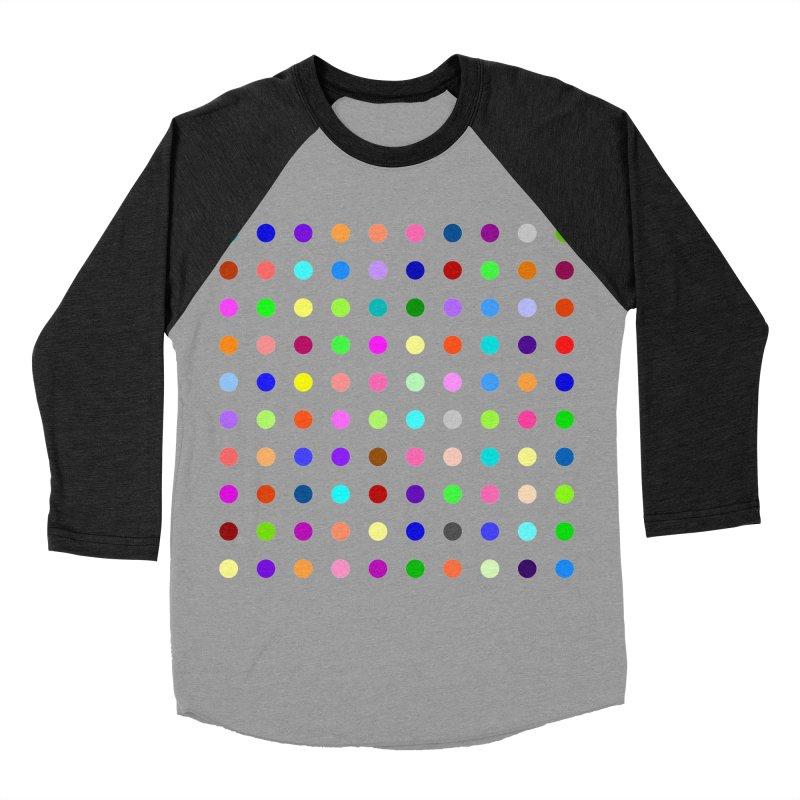 Flunitrazolam Men's Baseball Triblend Longsleeve T-Shirt by Robert Hirst Artist Shop