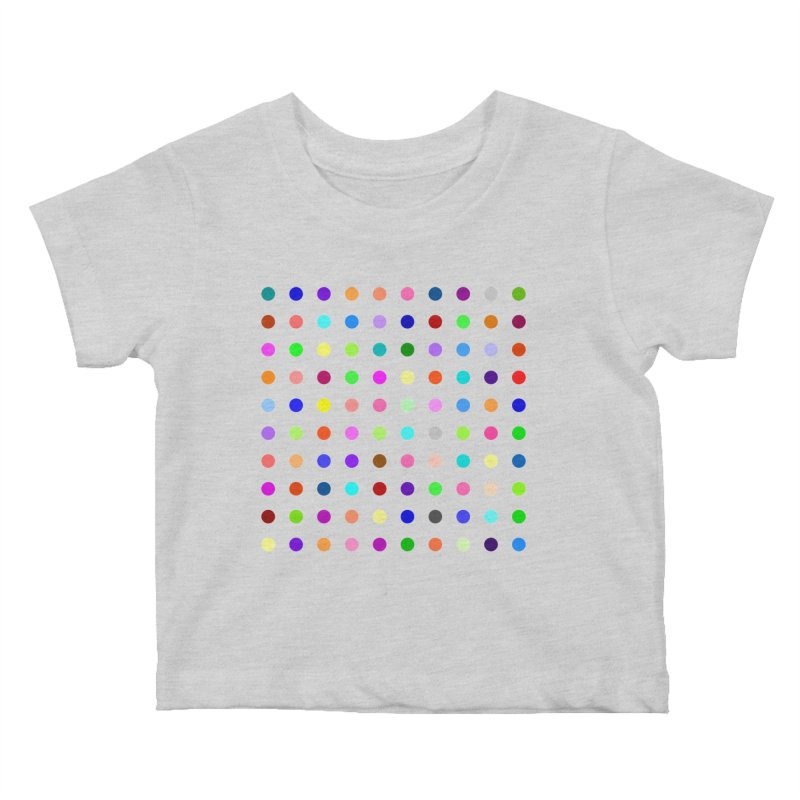 Flunitrazolam Kids Baby T-Shirt by Robert Hirst Artist Shop