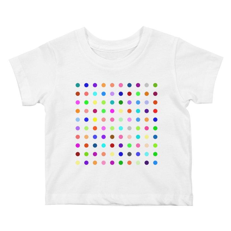 Flunitrazolam Kids Baby T-Shirt by Robert Hirst Artist Shop