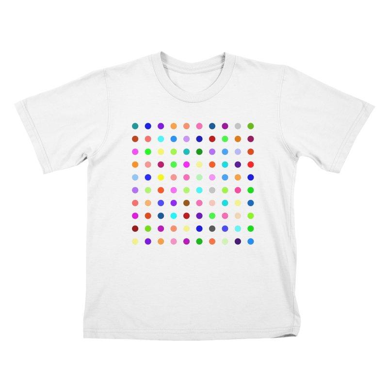 Flunitrazolam Kids T-Shirt by Robert Hirst Artist Shop