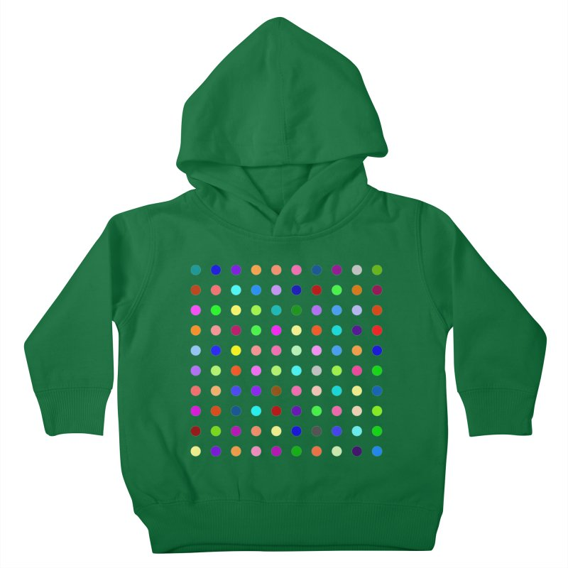 Flunitrazolam Kids Toddler Pullover Hoody by Robert Hirst Artist Shop