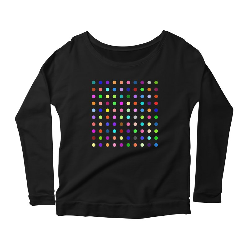 Flunitrazolam Women's Longsleeve T-Shirt by Robert Hirst Artist Shop