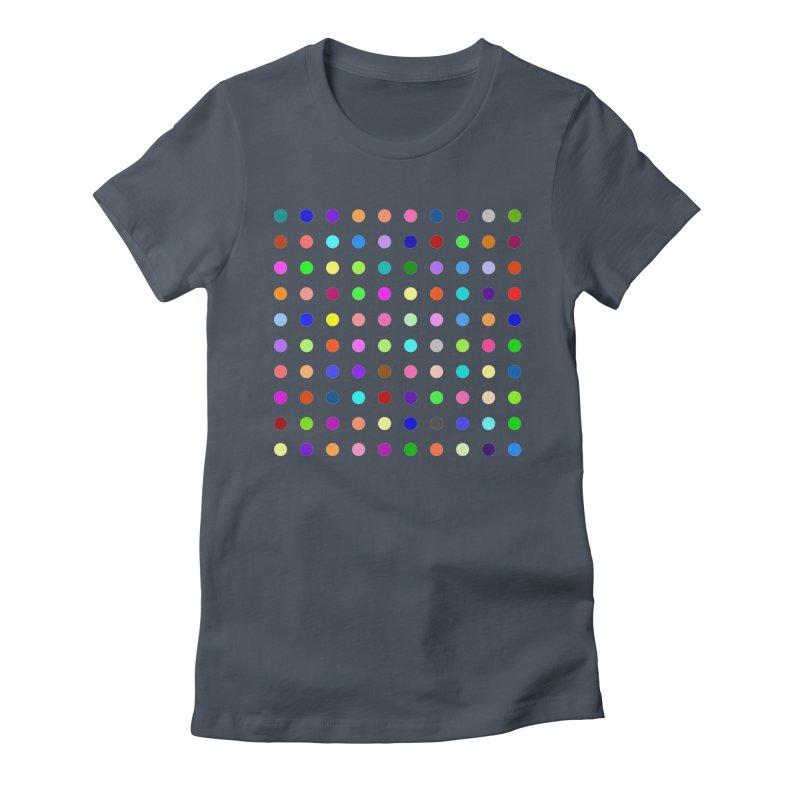 Flunitrazolam Women's T-Shirt by Robert Hirst Artist Shop