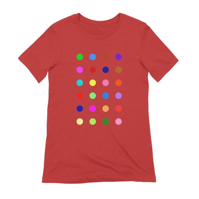 Flutoprazepam Women's Extra Soft T-Shirt by Robert Hirst Artist Shop