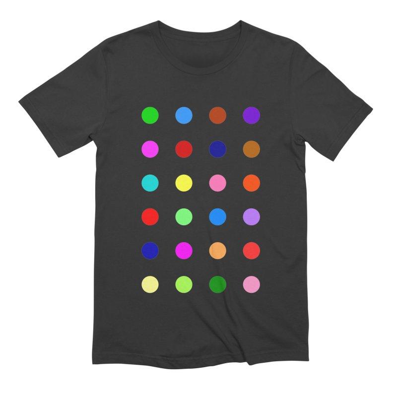 Flutoprazepam Men's Extra Soft T-Shirt by Robert Hirst Artist Shop