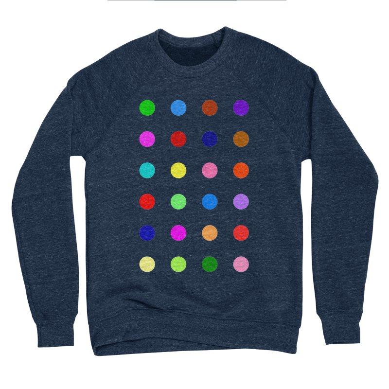 Flutoprazepam Men's Sponge Fleece Sweatshirt by Robert Hirst Artist Shop