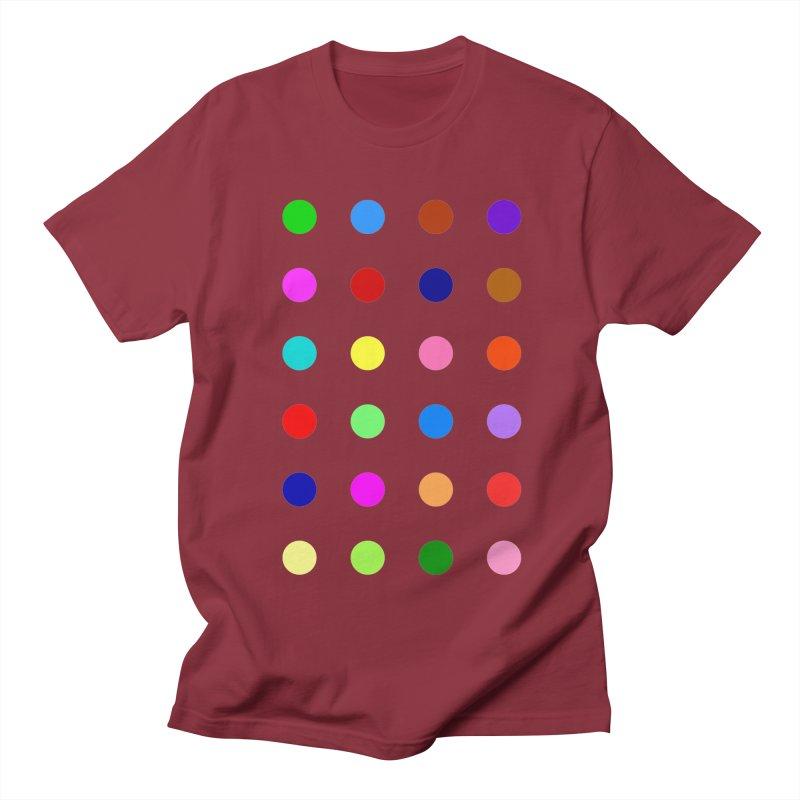 Flutoprazepam Men's Regular T-Shirt by Robert Hirst Artist Shop