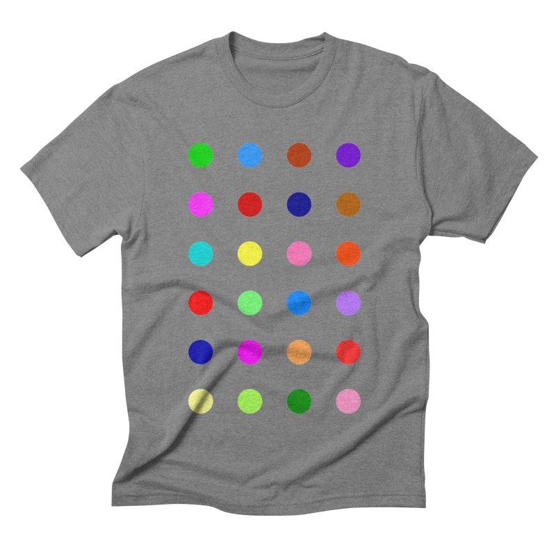 Flutoprazepam Men's Triblend T-Shirt by Robert Hirst Artist Shop
