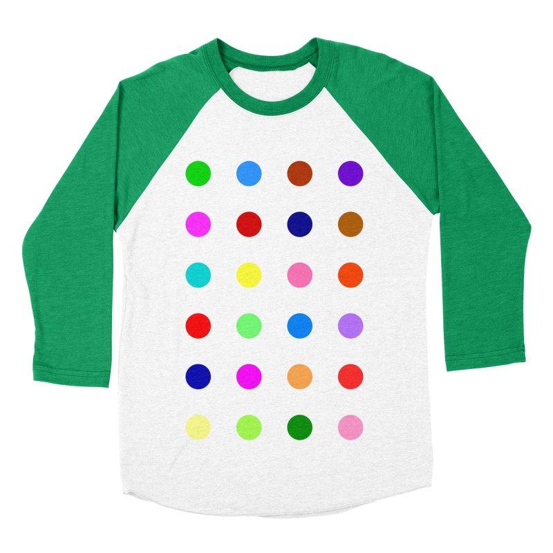 Flutoprazepam Women's Baseball Triblend Longsleeve T-Shirt by Robert Hirst Artist Shop