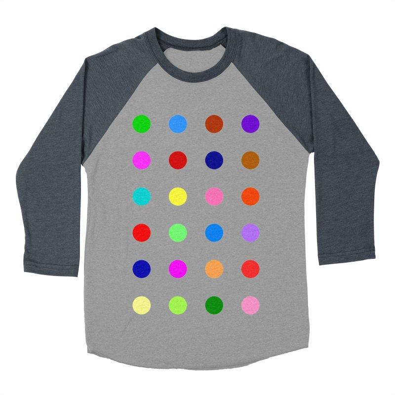 Flutoprazepam Men's Baseball Triblend Longsleeve T-Shirt by Robert Hirst Artist Shop