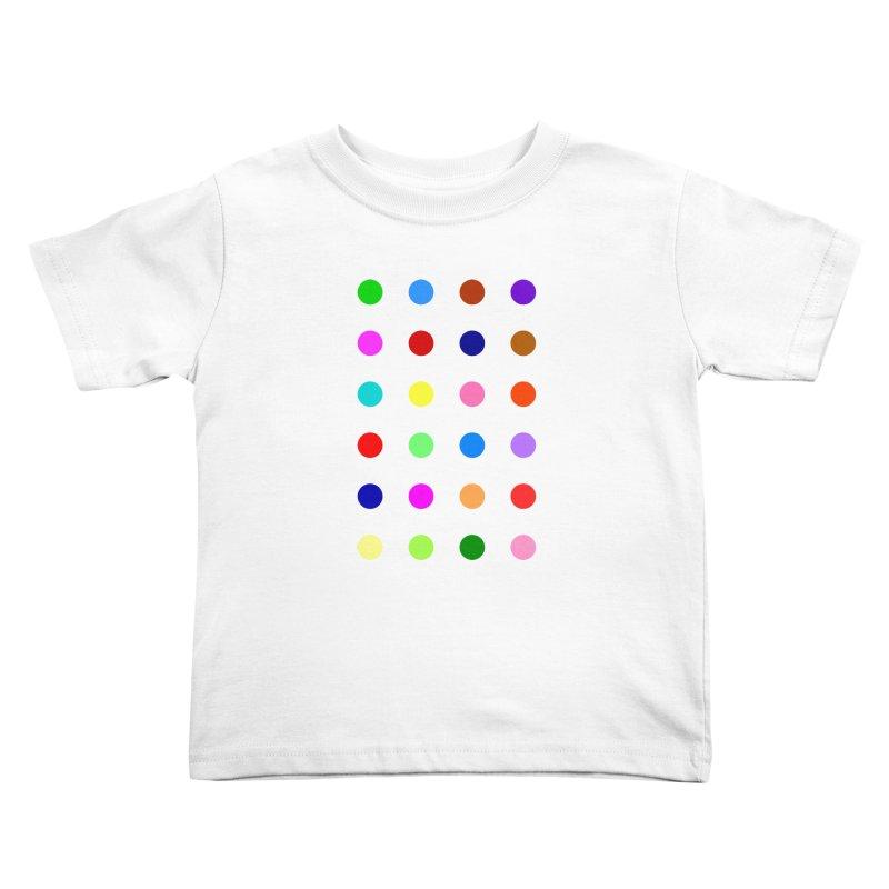 Flutoprazepam Kids Toddler T-Shirt by Robert Hirst Artist Shop