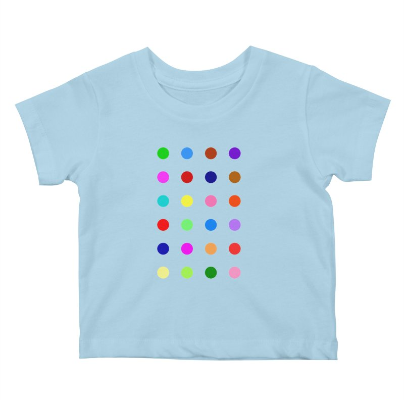 Flutoprazepam Kids Baby T-Shirt by Robert Hirst Artist Shop