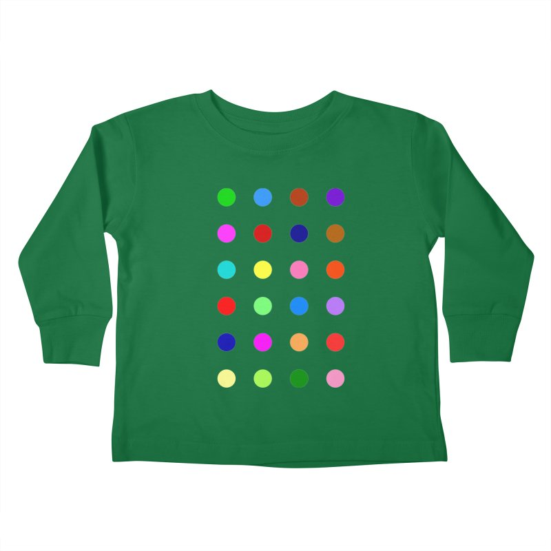 Flutoprazepam Kids Toddler Longsleeve T-Shirt by Robert Hirst Artist Shop
