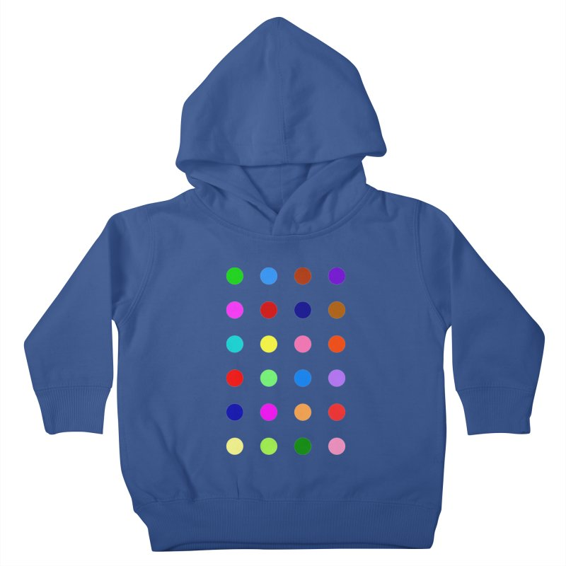Flutoprazepam Kids Toddler Pullover Hoody by Robert Hirst Artist Shop