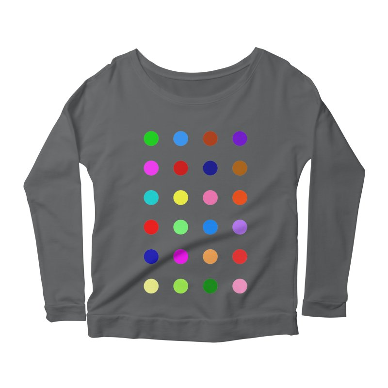 Flutoprazepam Women's Scoop Neck Longsleeve T-Shirt by Robert Hirst Artist Shop