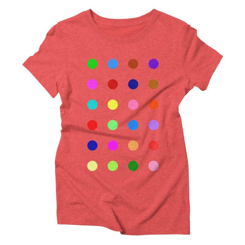 Flutoprazepam Women's Triblend T-Shirt by Robert Hirst Artist Shop