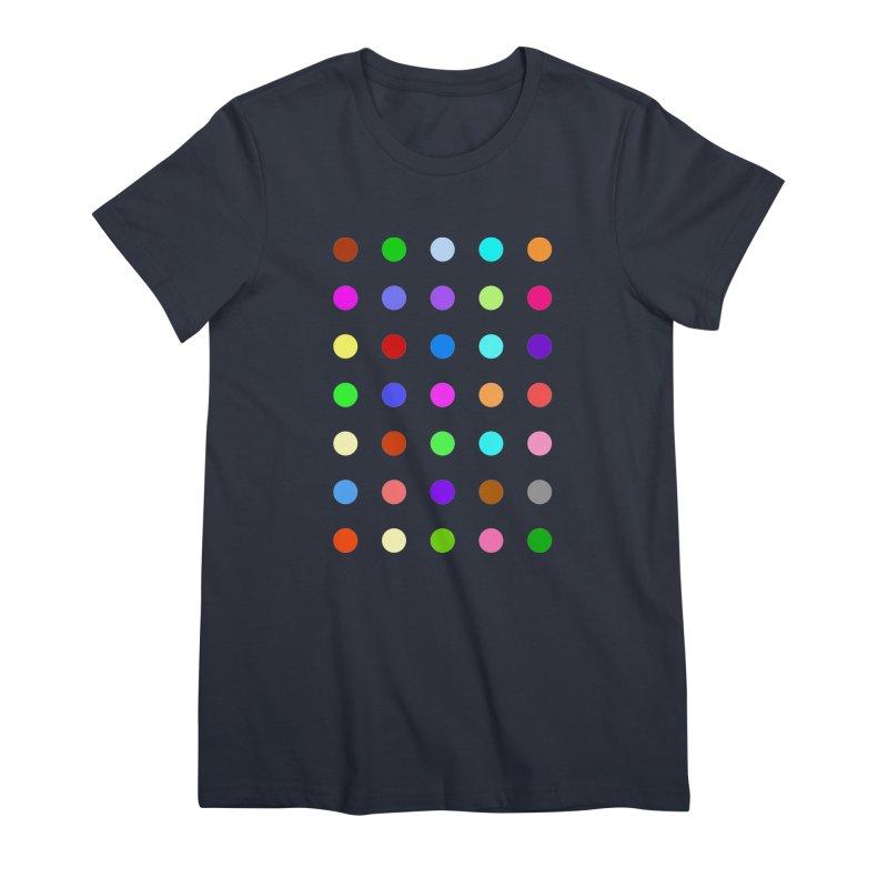 Ketazolam Women's Premium T-Shirt by Robert Hirst Artist Shop