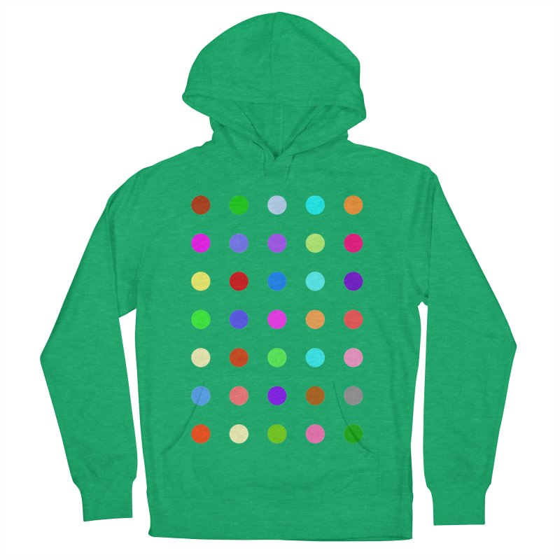 Ketazolam Women's French Terry Pullover Hoody by Robert Hirst Artist Shop