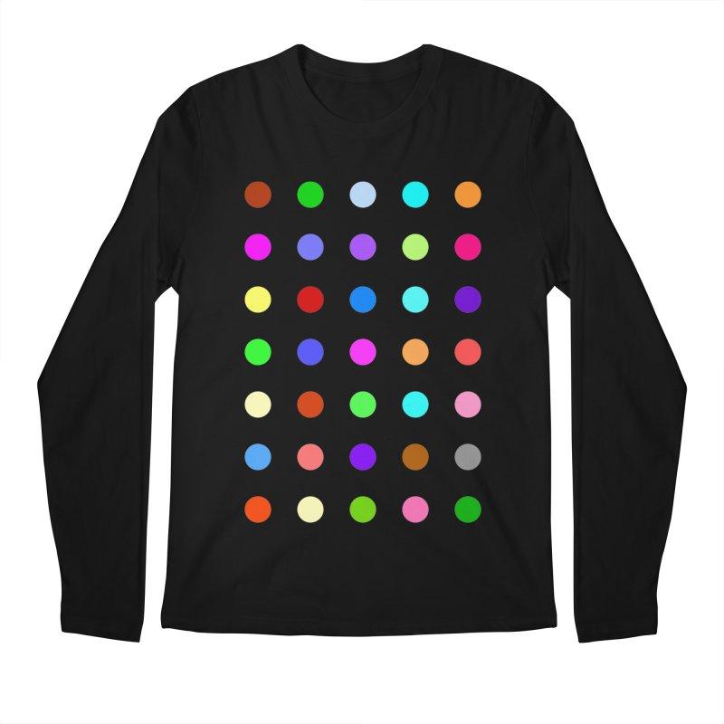 Ketazolam Men's Regular Longsleeve T-Shirt by Robert Hirst Artist Shop