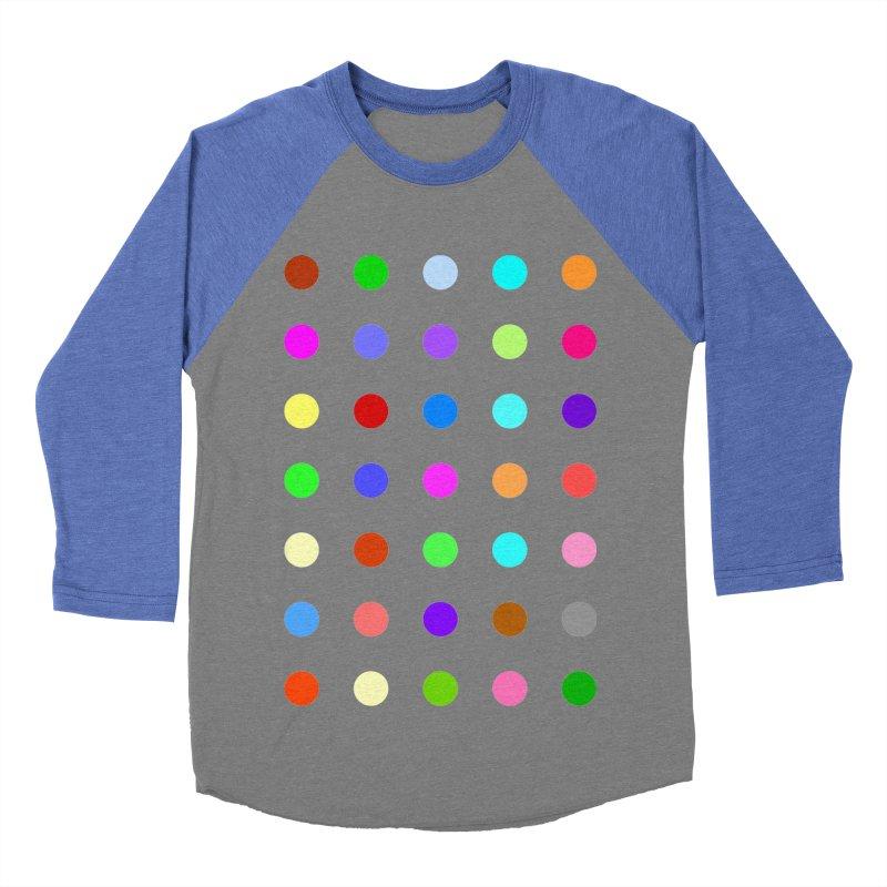 Ketazolam Women's Baseball Triblend Longsleeve T-Shirt by Robert Hirst Artist Shop