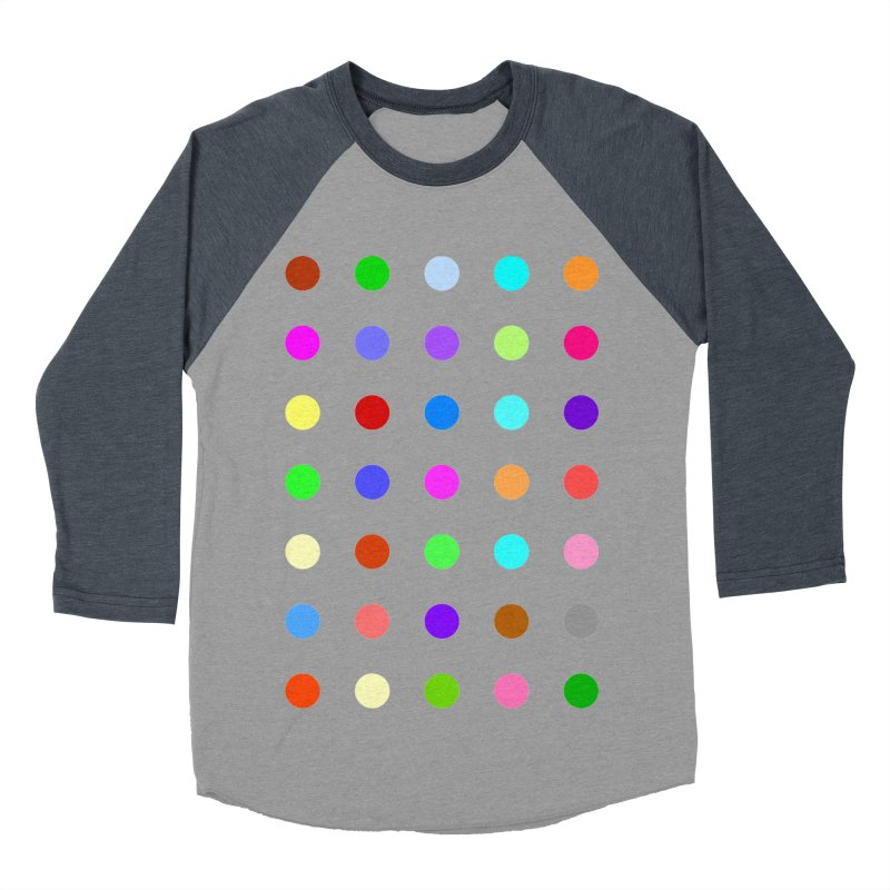 Ketazolam Men's Baseball Triblend Longsleeve T-Shirt by Robert Hirst Artist Shop
