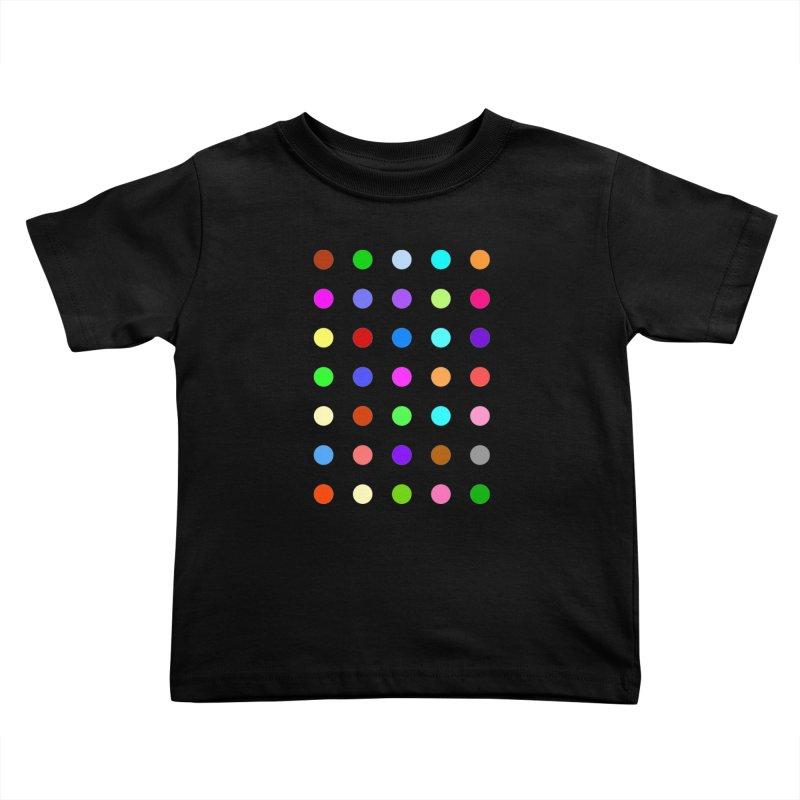 Ketazolam Kids Toddler T-Shirt by Robert Hirst Artist Shop