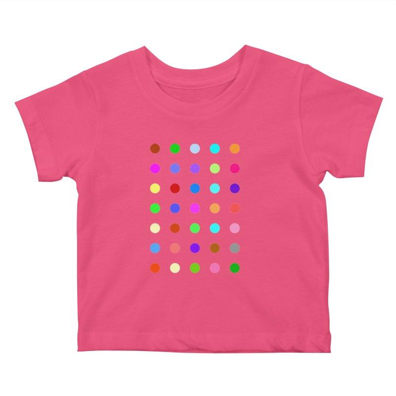 Ketazolam Kids Baby T-Shirt by Robert Hirst Artist Shop