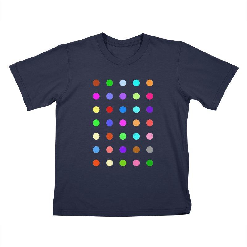 Ketazolam Kids T-Shirt by Robert Hirst Artist Shop