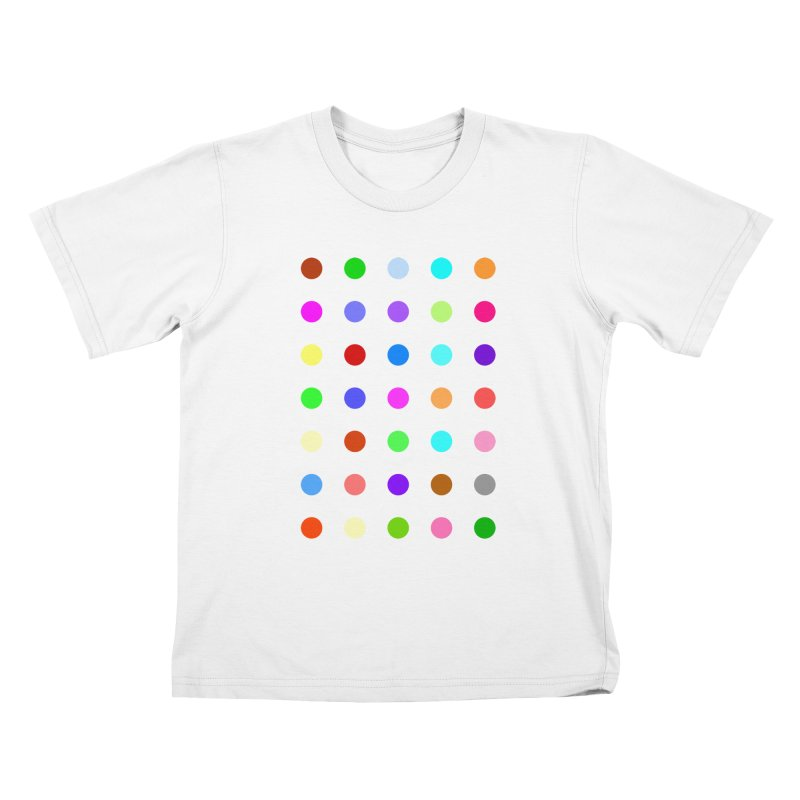 Ketazolam Kids T-Shirt by Robert Hirst Artist Shop