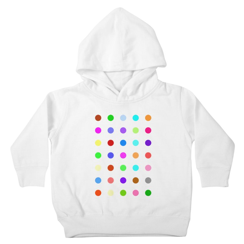 Ketazolam Kids Toddler Pullover Hoody by Robert Hirst Artist Shop