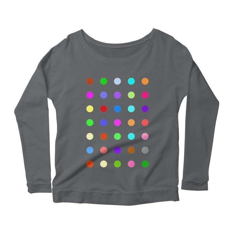 Ketazolam Women's Scoop Neck Longsleeve T-Shirt by Robert Hirst Artist Shop