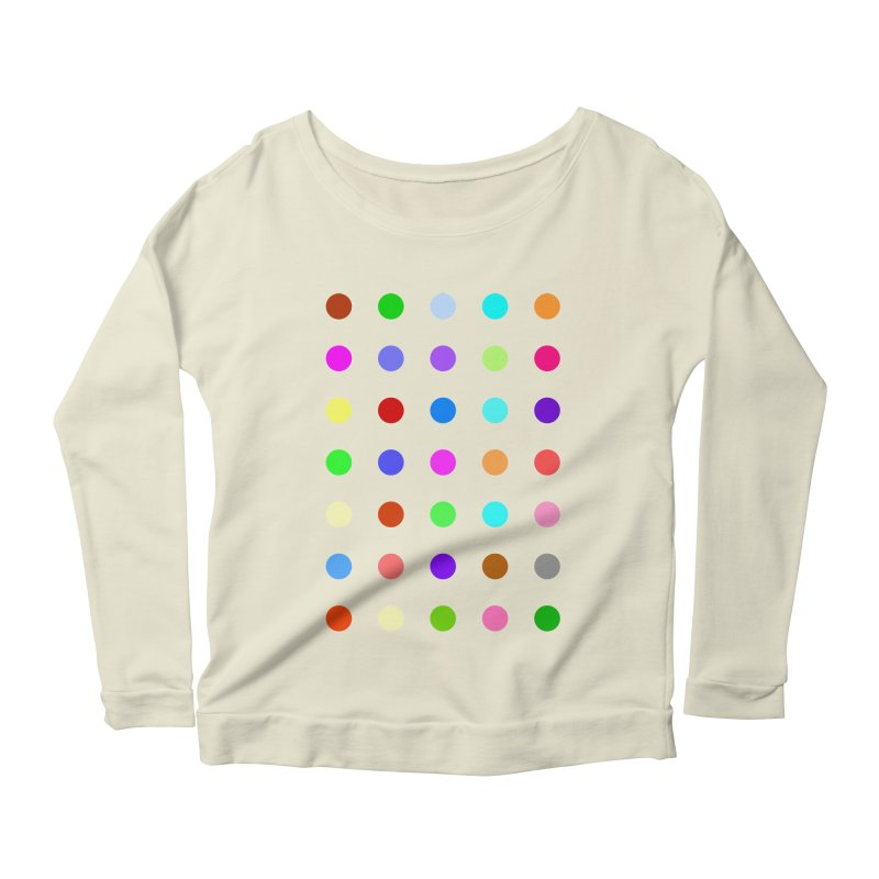 Ketazolam Women's Scoop Neck Longsleeve T-Shirt by Robert Hirst Artist Shop
