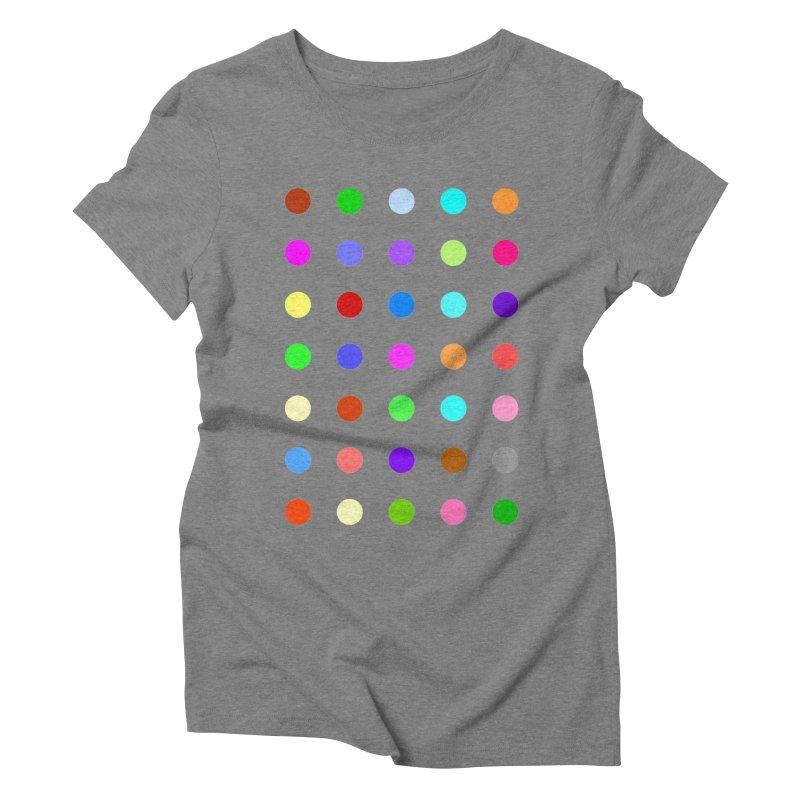 Ketazolam Women's Triblend T-Shirt by Robert Hirst Artist Shop