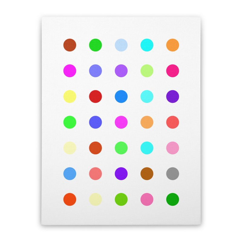 Ketazolam Home Stretched Canvas by Robert Hirst Artist Shop