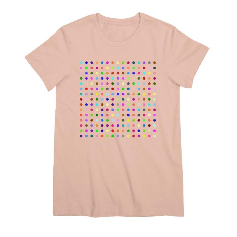 Meclonazepam Women's Premium T-Shirt by Robert Hirst Artist Shop