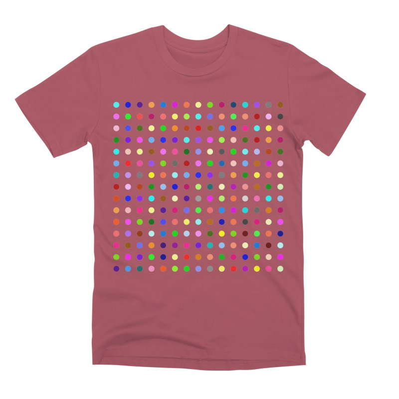 Meclonazepam Men's Premium T-Shirt by Robert Hirst Artist Shop