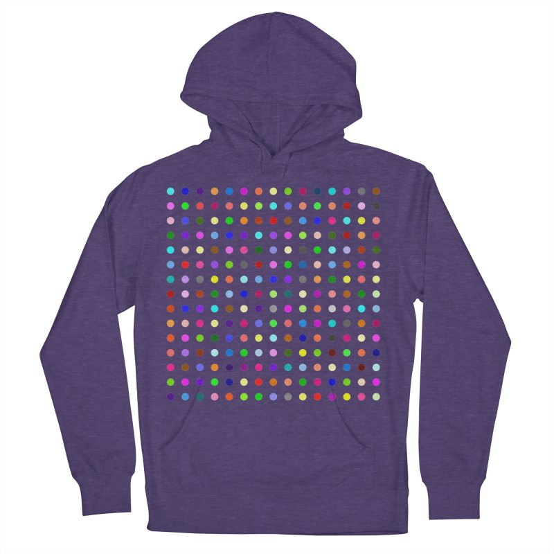 Meclonazepam Men's French Terry Pullover Hoody by Robert Hirst Artist Shop
