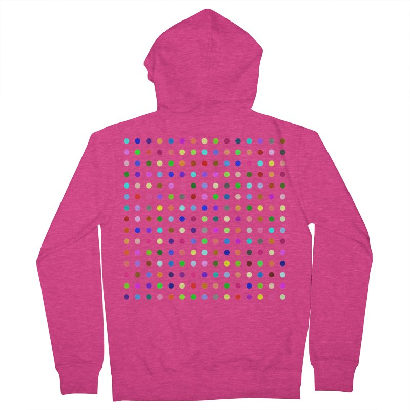 Meclonazepam Women's French Terry Zip-Up Hoody by Robert Hirst Artist Shop