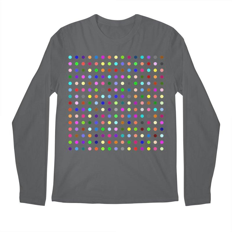 Meclonazepam Men's Longsleeve T-Shirt by Robert Hirst Artist Shop