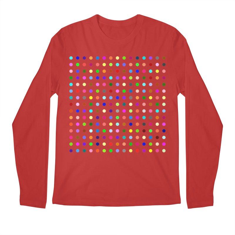 Meclonazepam Men's Regular Longsleeve T-Shirt by Robert Hirst Artist Shop