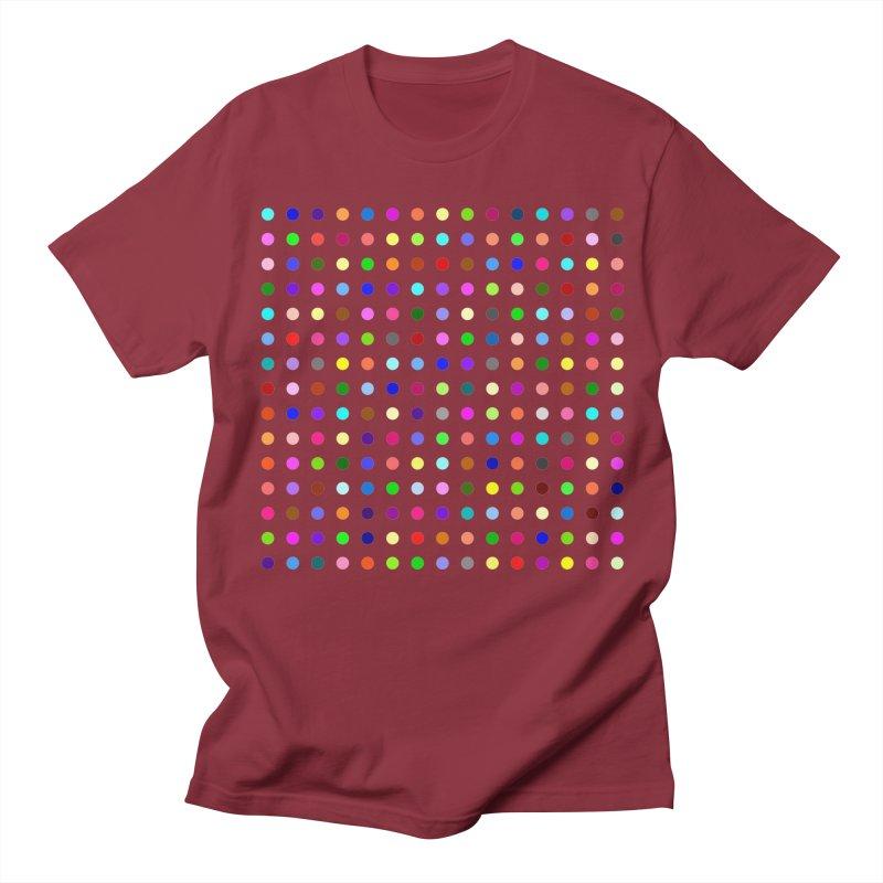 Meclonazepam Men's Regular T-Shirt by Robert Hirst Artist Shop